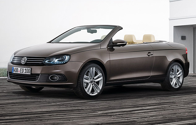 Volkswagen Eos 2011 Photo - 1