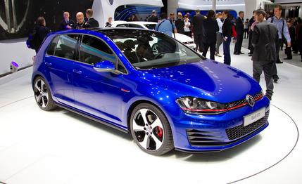 Volkswagen GLI 2014 Photo - 1