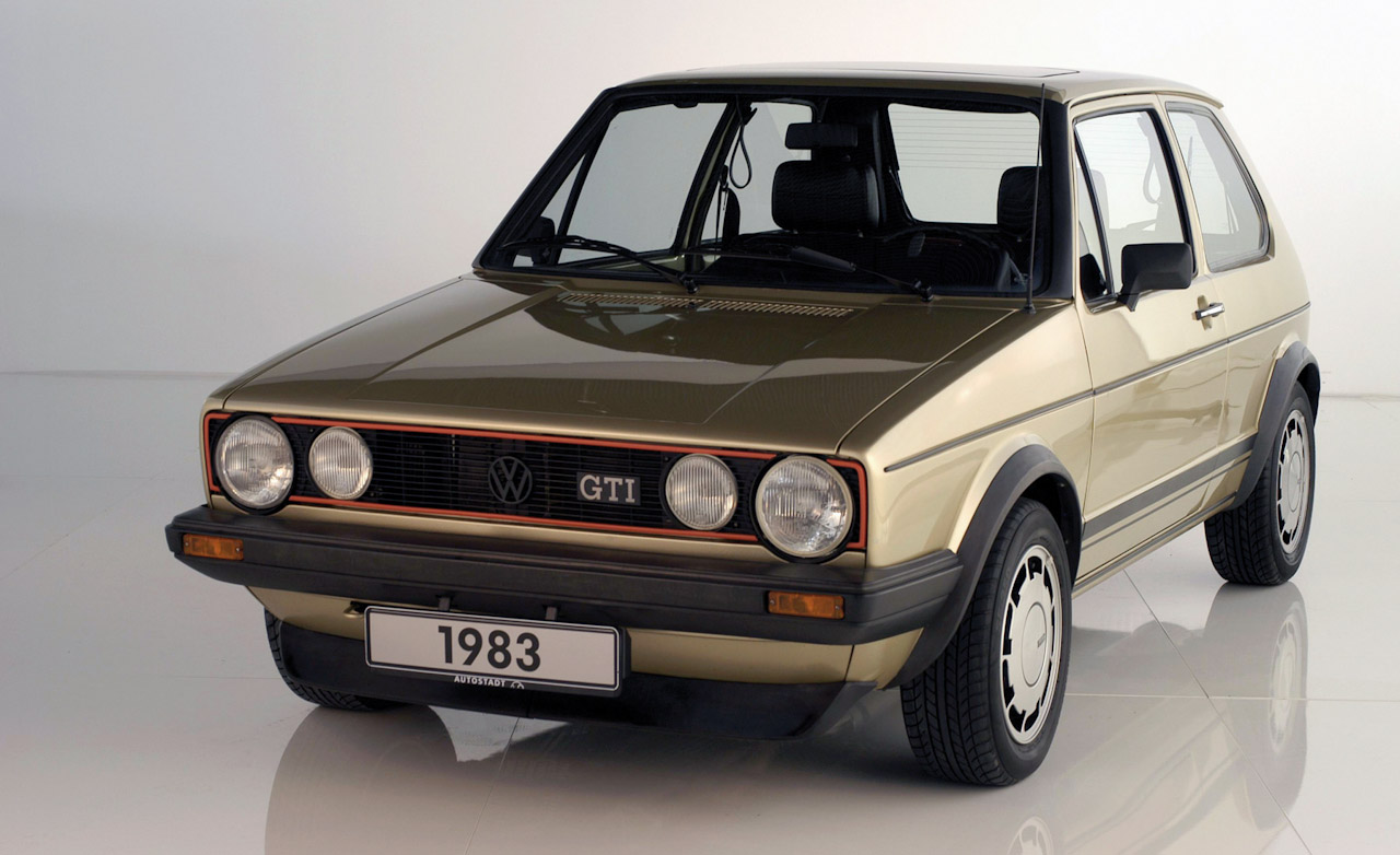 Volkswagen Golf 1983 Photo - 1