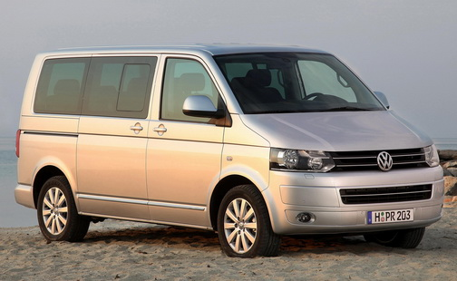 Volkswagen Multivan 2004 Photo - 1