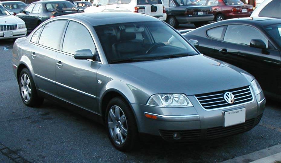 Volkswagen Passat 2006 Photo - 1