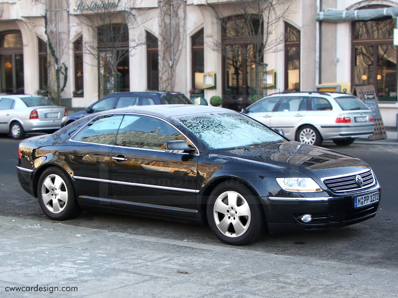 Volkswagen Phaeton 2004 Photo - 1