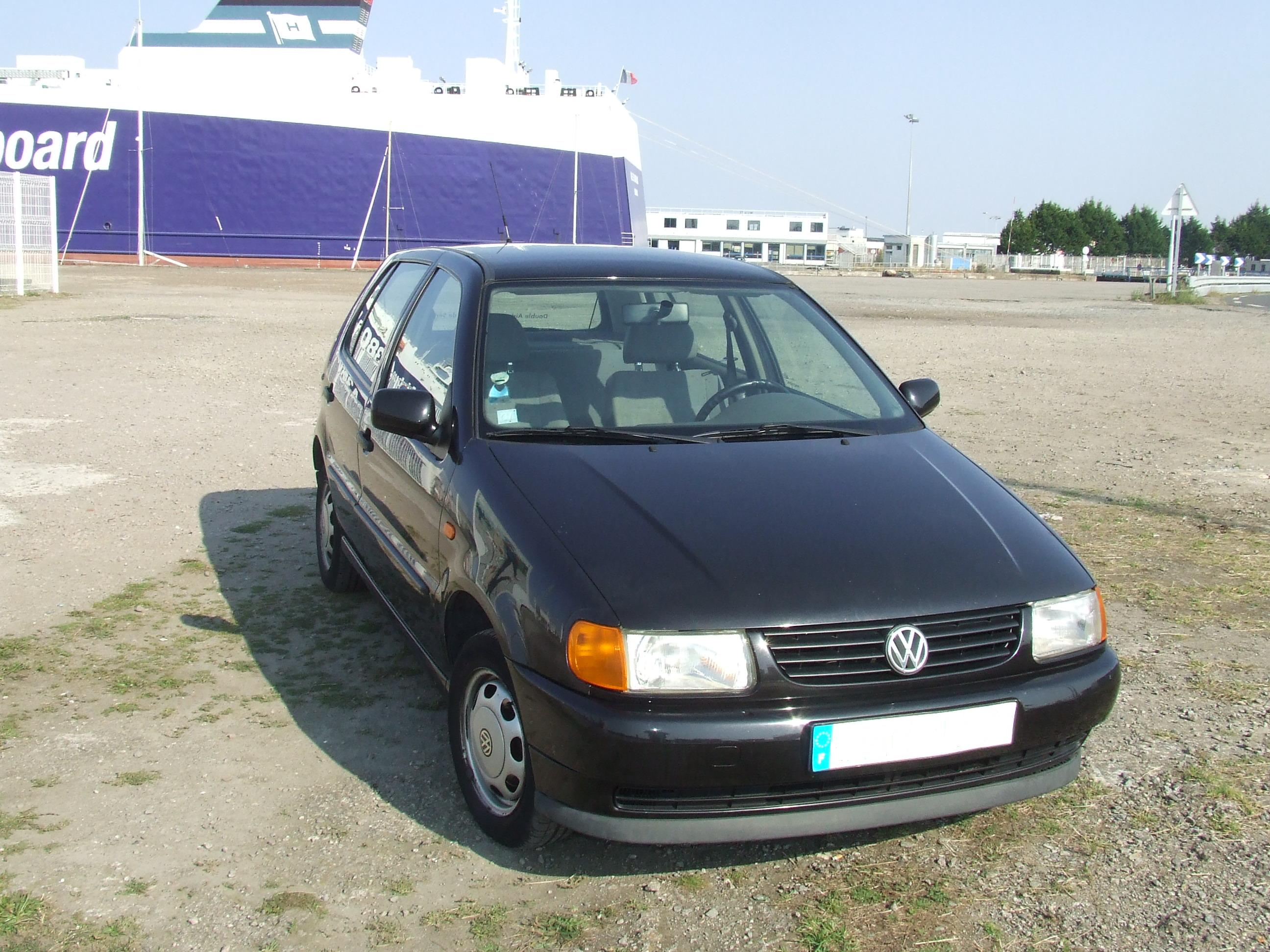 volkswagen polo 1998 review amazing pictures and images look at the car. Black Bedroom Furniture Sets. Home Design Ideas