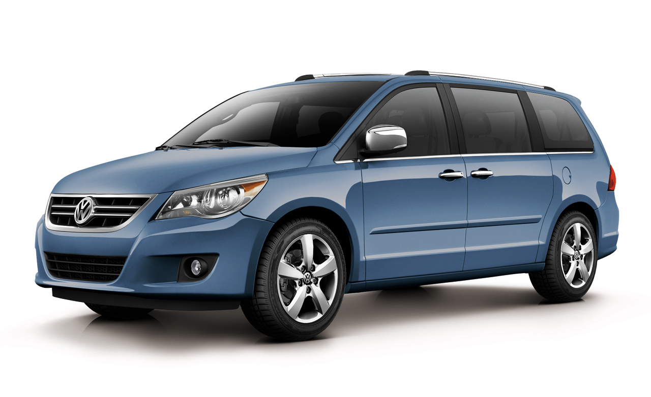 Volkswagen Routan 2014 Photo - 1