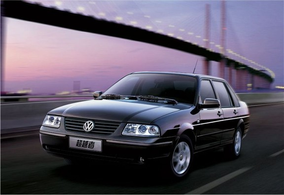 Volkswagen Santana 2005 Photo - 1