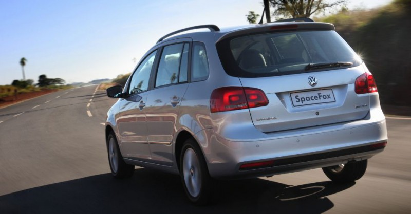 Volkswagen Fox 2015