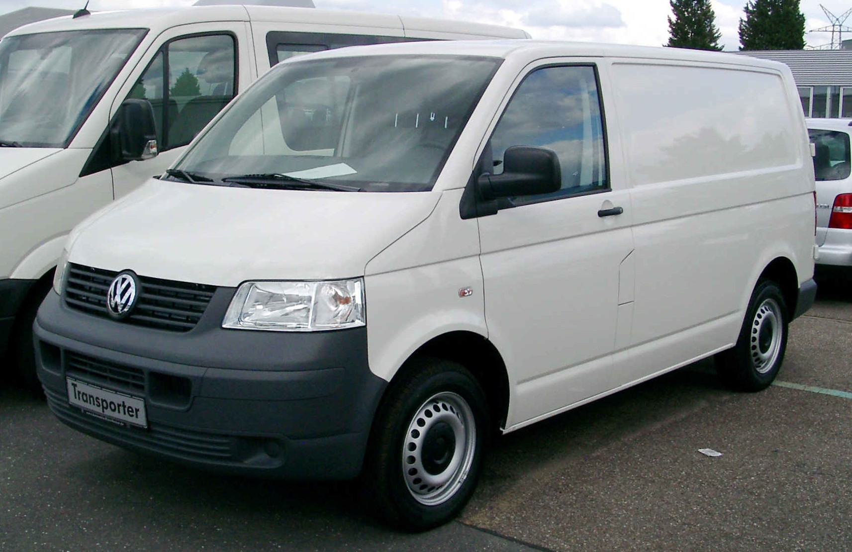 Volkswagen Transporter 2001 Photo - 1