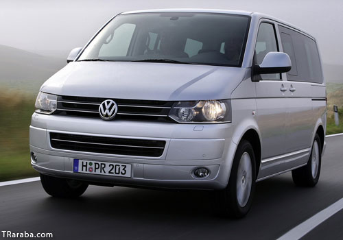 Volkswagen Transporter 2011 Photo - 1