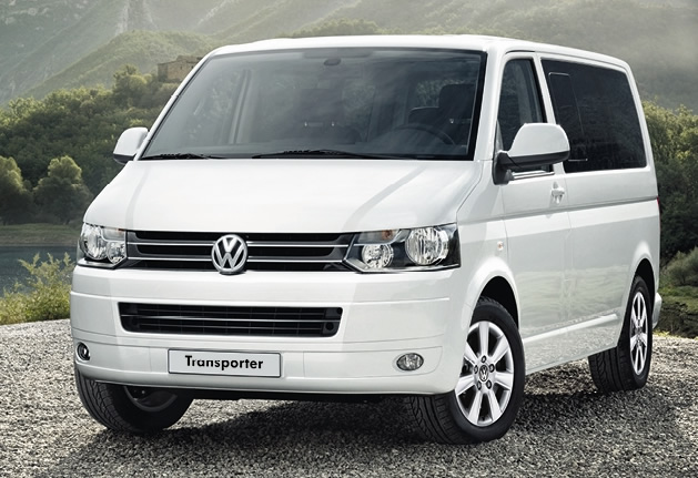 Volkswagen Transporter 2010 Photo - 1