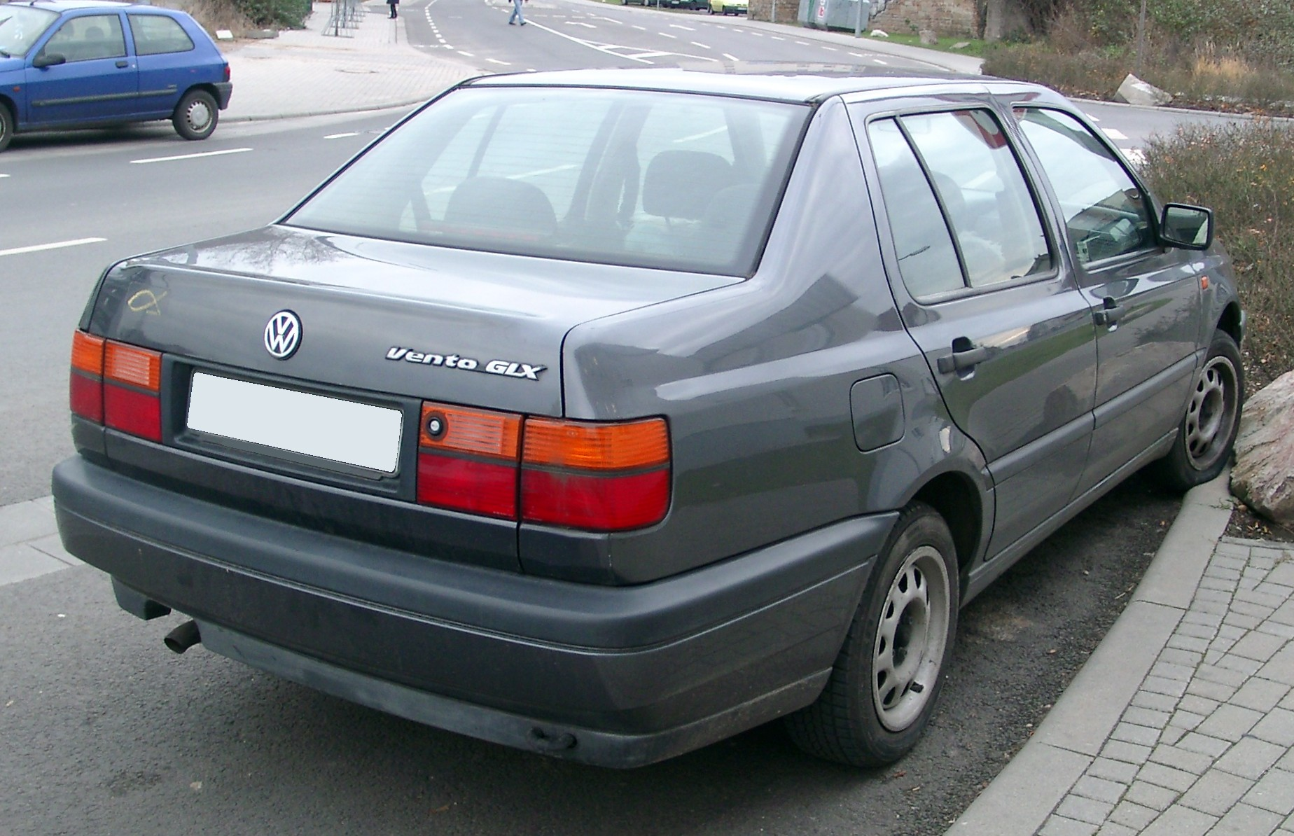 Volkswagen Vento 1999 Photo - 1