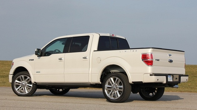 Ford 4 x 4 2013-4