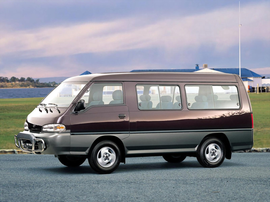 hyundai h100 1998 review amazing pictures and images