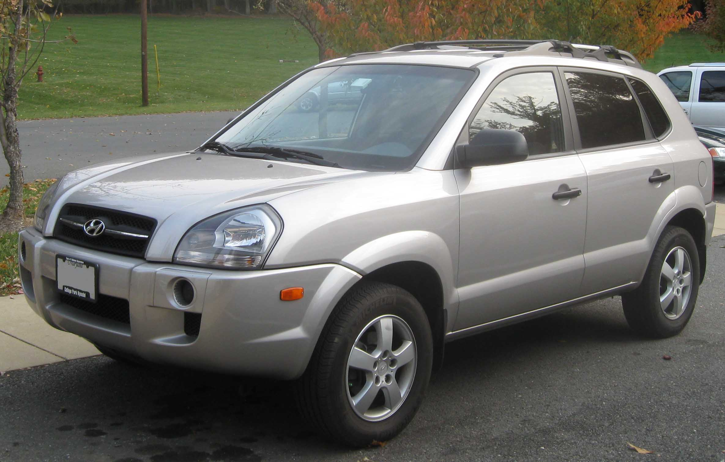 Hyundai Tucson 2004 Review Amazing Pictures And Images Look At The Car