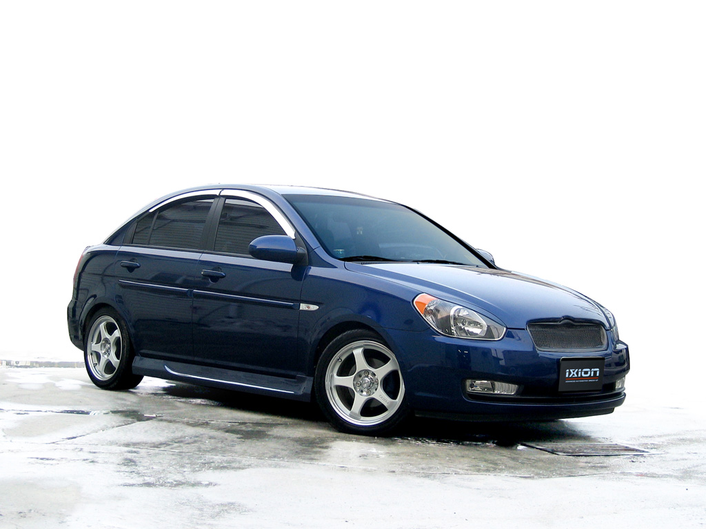Hyundai Verna 2006 Review Amazing Pictures And Images