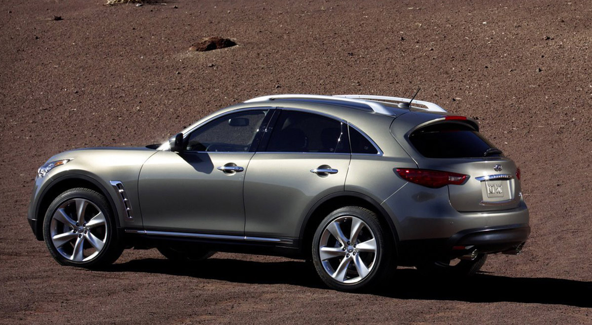 Infiniti Fx35 2009 Review Amazing Pictures And Images