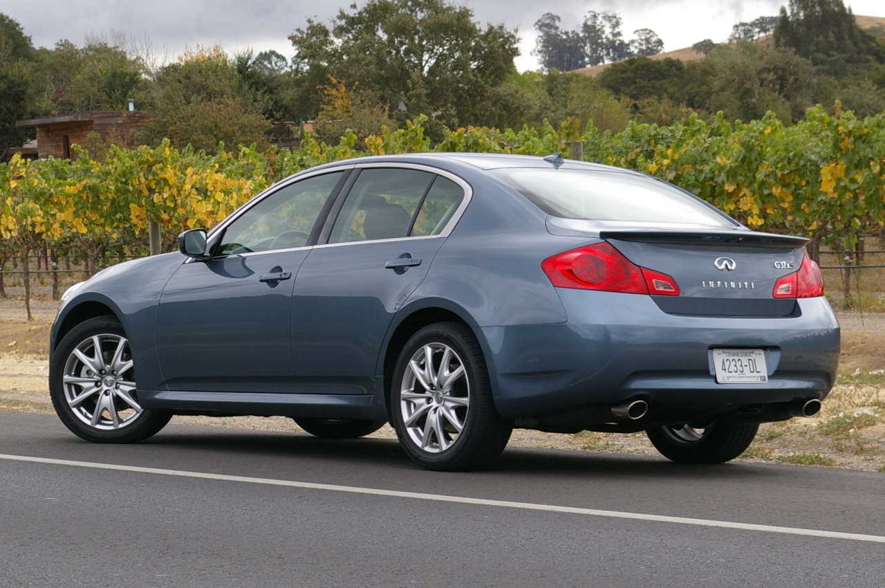 Infiniti G35 2012 Review Amazing Pictures And Images