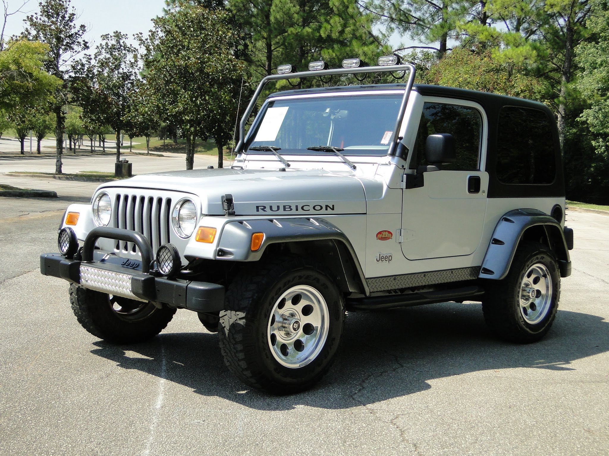 Jeep Rubicon 2004