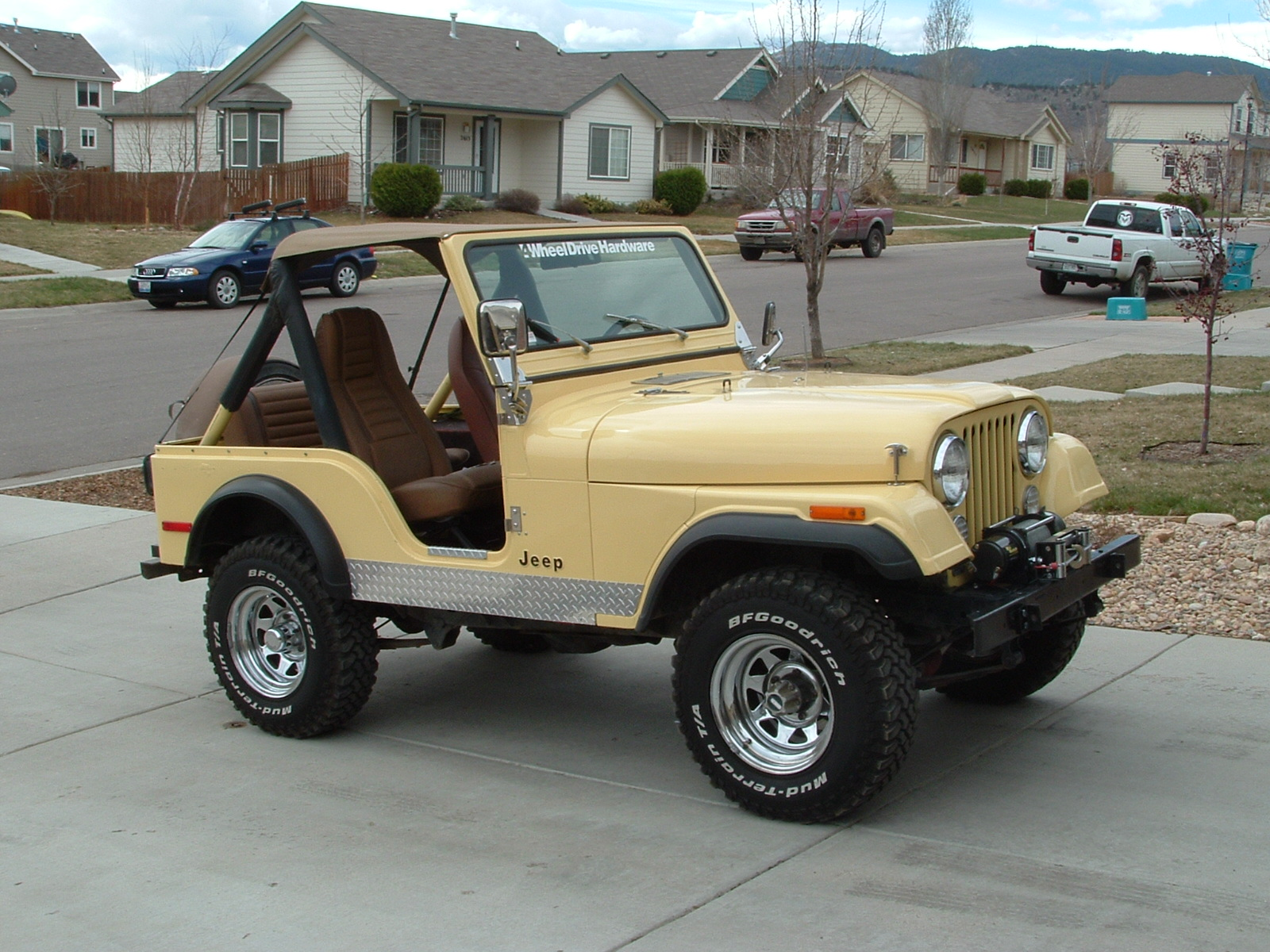 Jeep Wrangler 1980 Review Amazing Pictures And Images