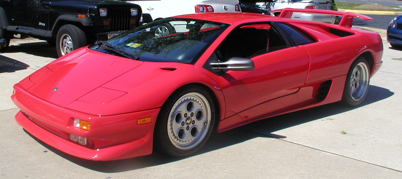 lamborghini diablo 1992 review amazing pictures and images look at the car. Black Bedroom Furniture Sets. Home Design Ideas