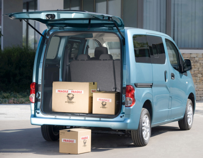 Nissan Nv 2000 Review Amazing Pictures And Images Look