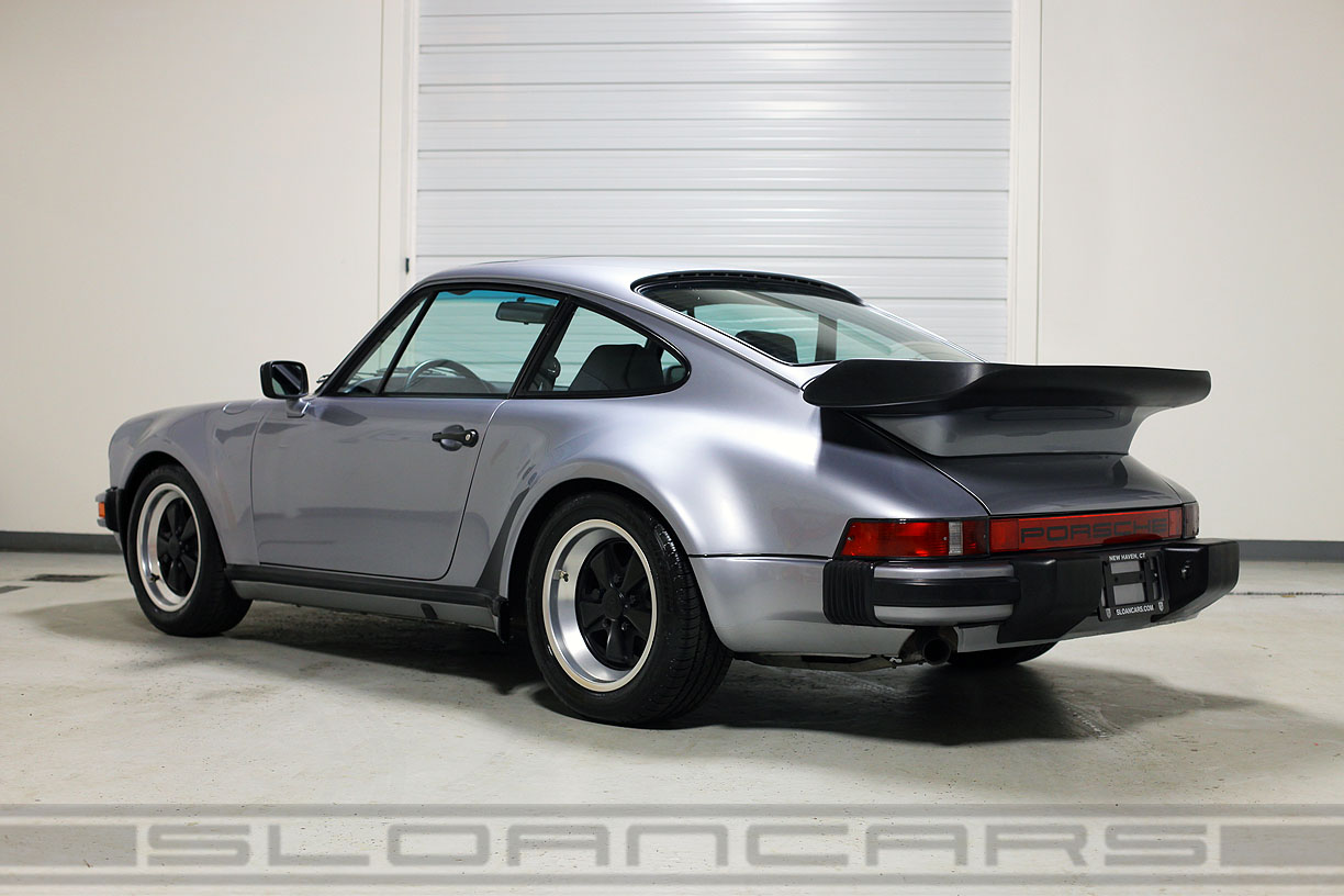 Porsche 911 Turbo 1984 Review Amazing Pictures And
