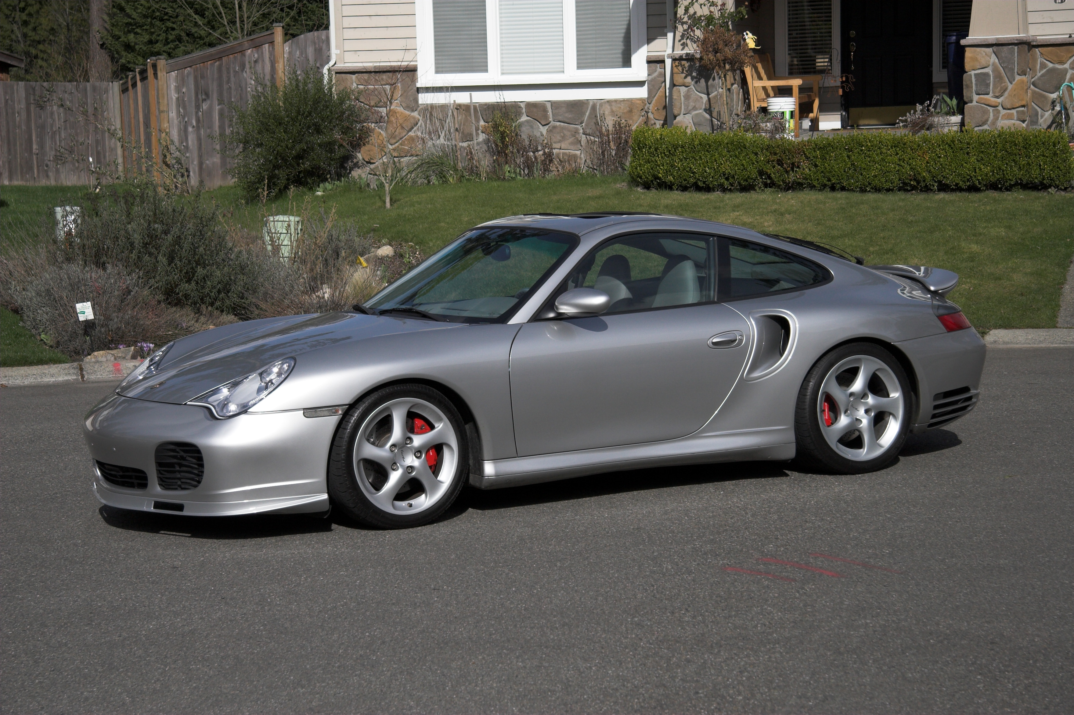 Porsche 911 Turbo 1999 Review Amazing Pictures And
