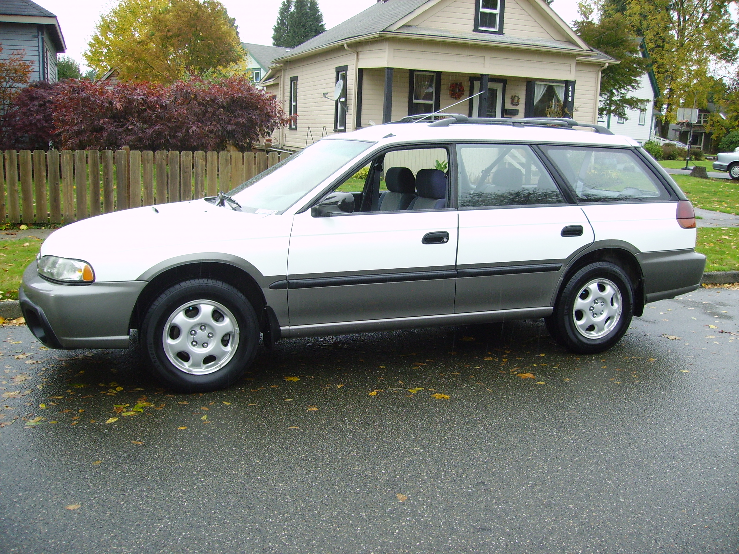 Subaru Outback 1997 Review Amazing Pictures And Images Look At The Car