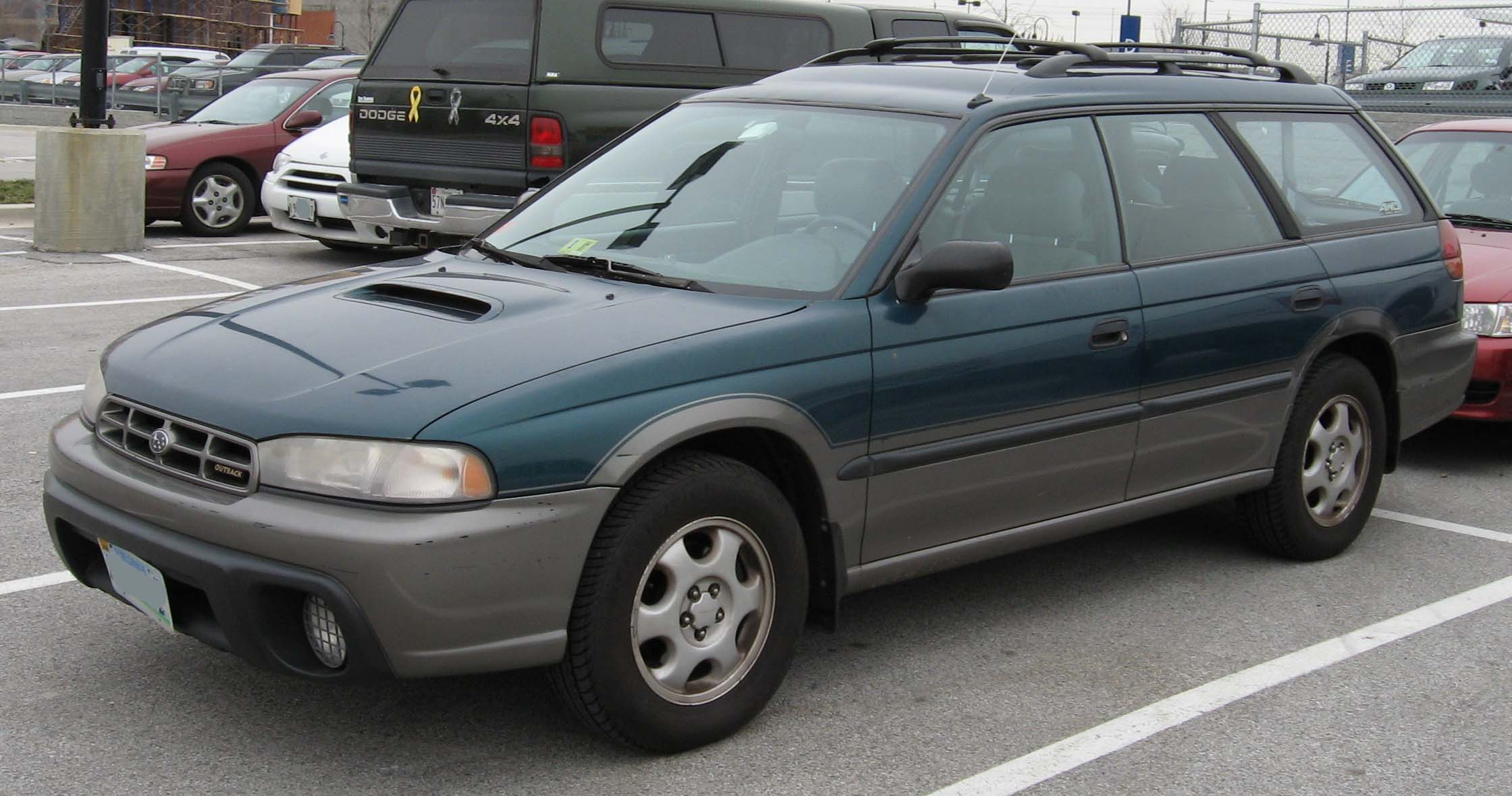 Subaru Outback 1999 Review Amazing Pictures And Images