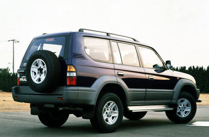 Toyota Land Cruiser Prado 1996-2