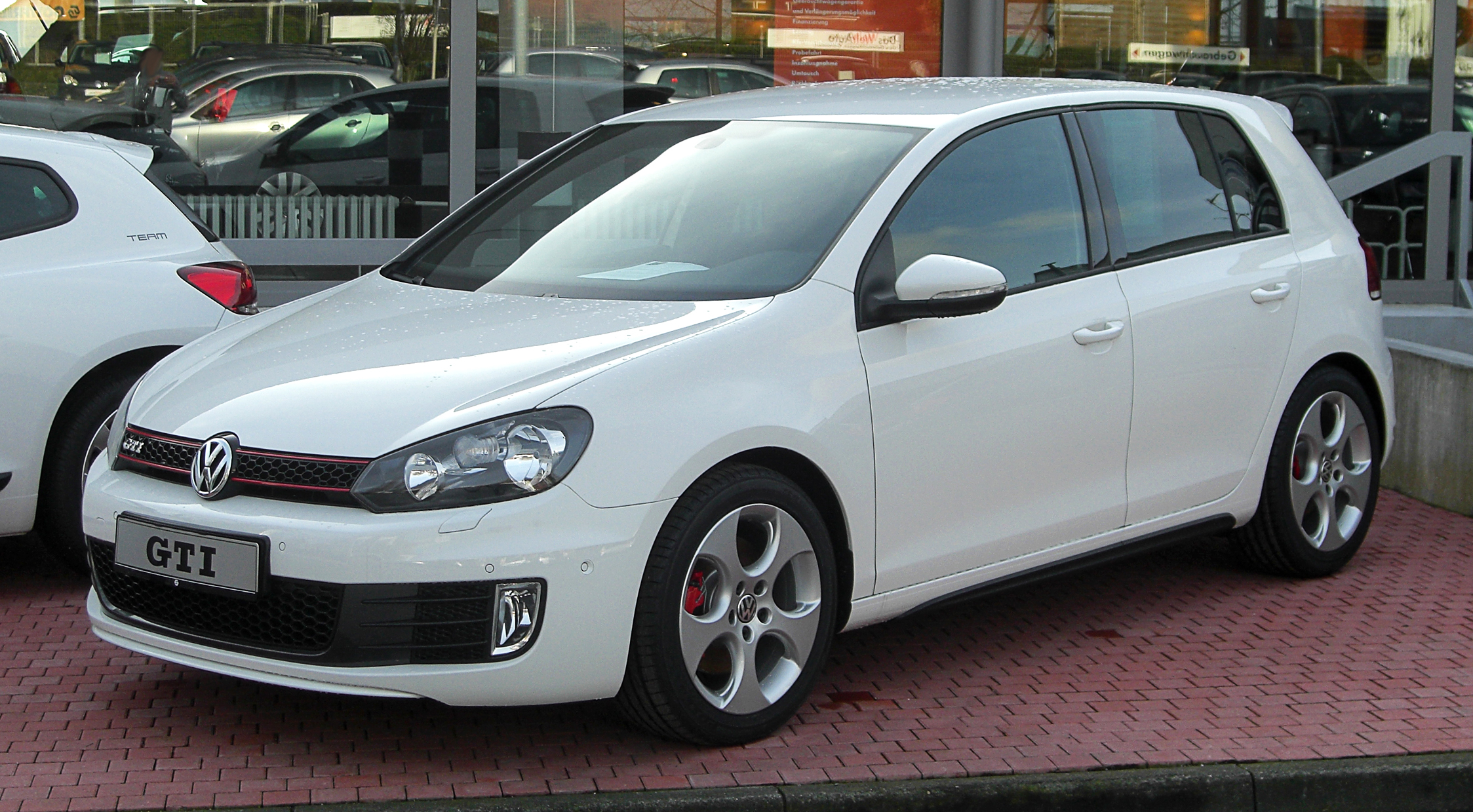 Volkswagen Golf Gti 2011 Amazing Pictures And Images Look At The Car