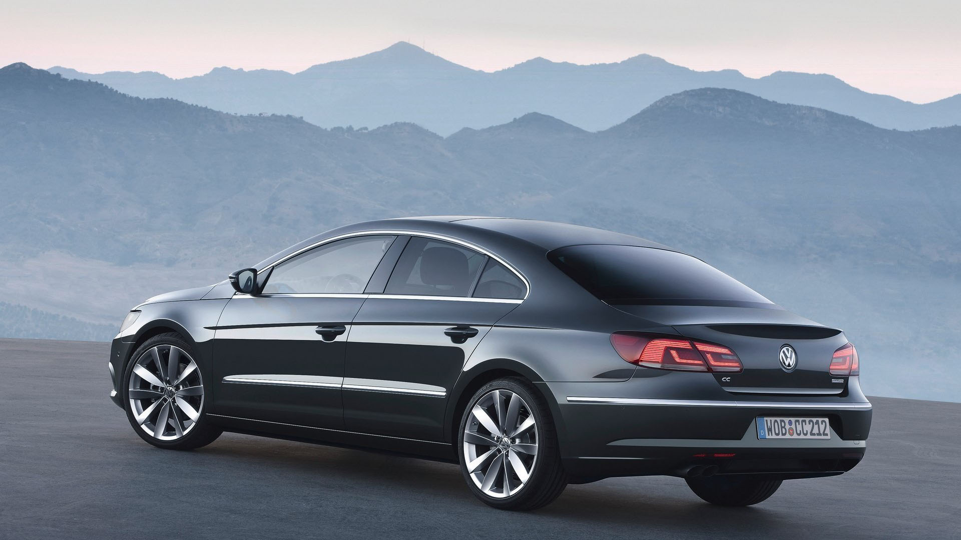 Volkswagen Passat Cc 2014 Review Amazing Pictures And