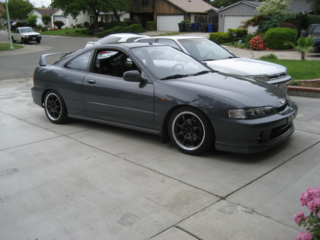 Acura Integra 1991 photo - 1