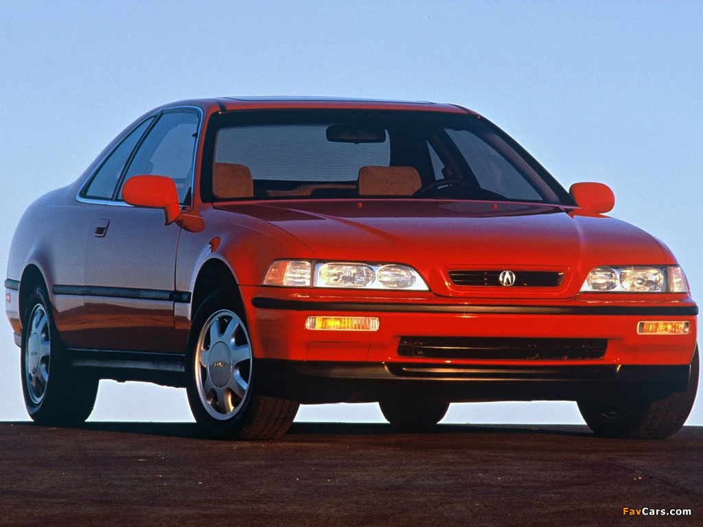 Acura Legend 1990 photo - 2