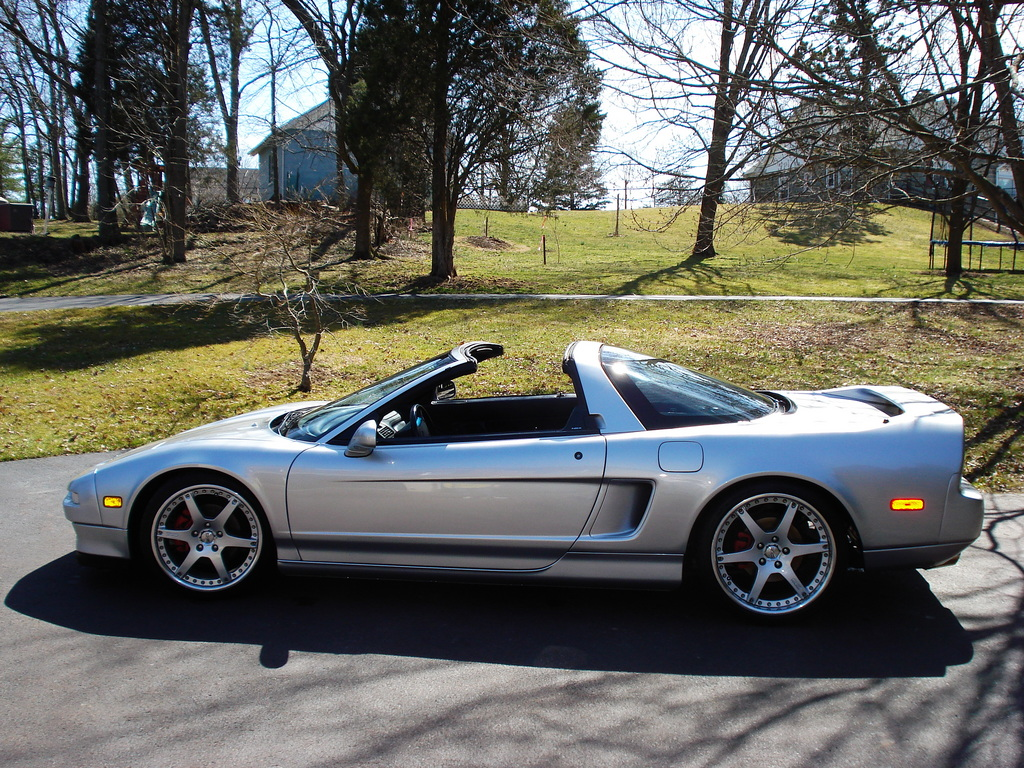 1994 Acura NSX - Cars by Brasspineapple Productions - YouTube