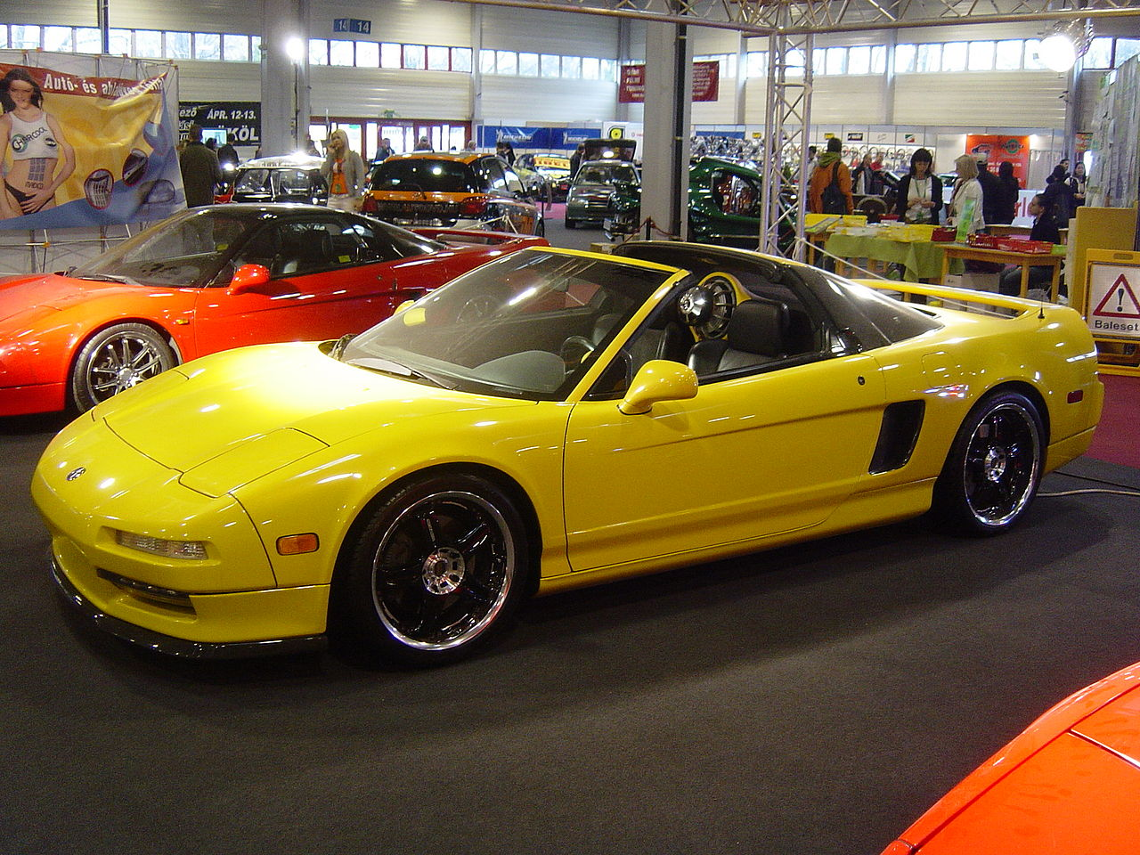 Acura NSX 2008 photo - 1
