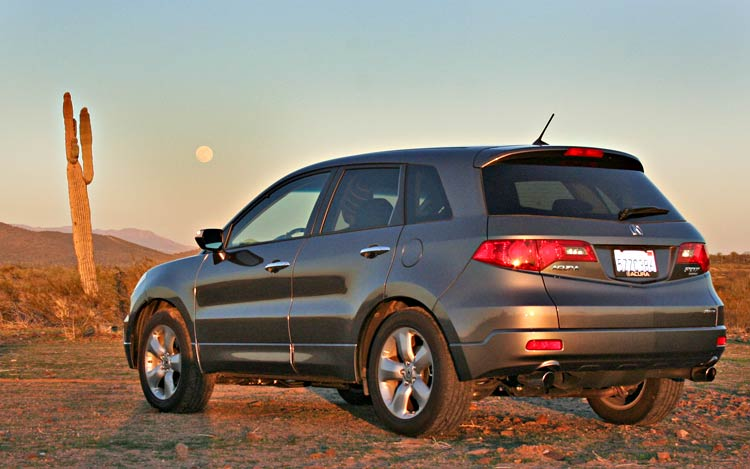 Acura rdx 2007 photo - 3