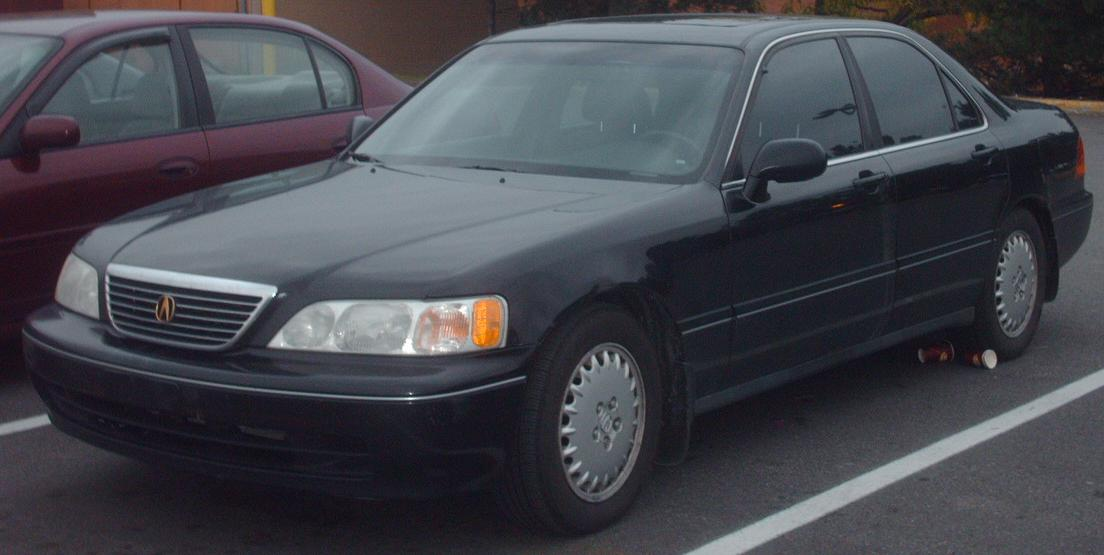 Acura RL 1998 photo - 1