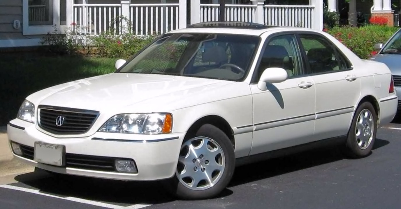 Acura RL 2002: Review, Amazing Pictures and Images – Look at the