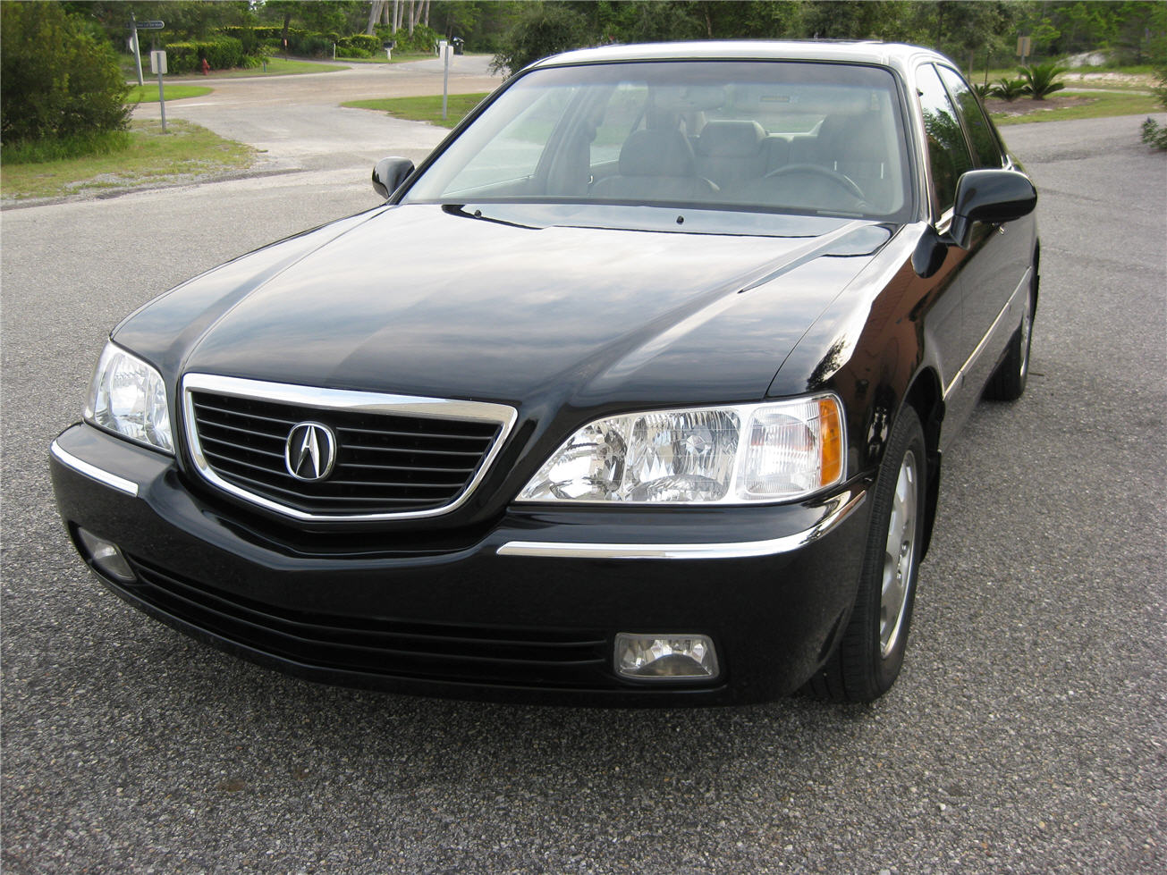 Acura rl 2004 photo - 2