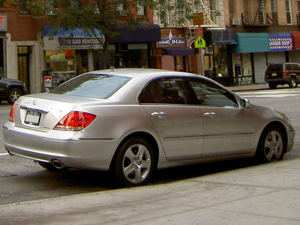 Acura RL 2006 photo - 1