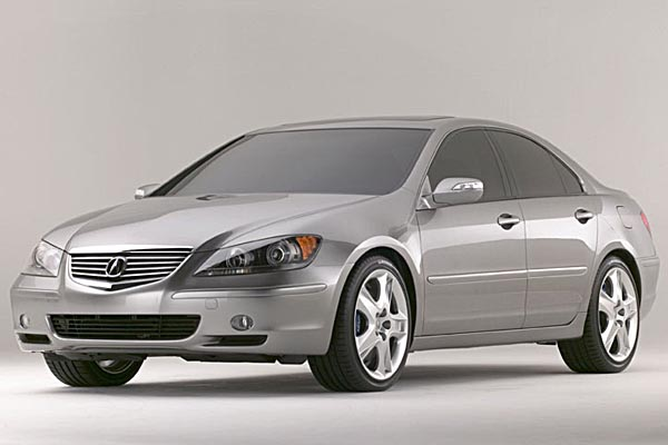 Acura RL 2006 photo - 2