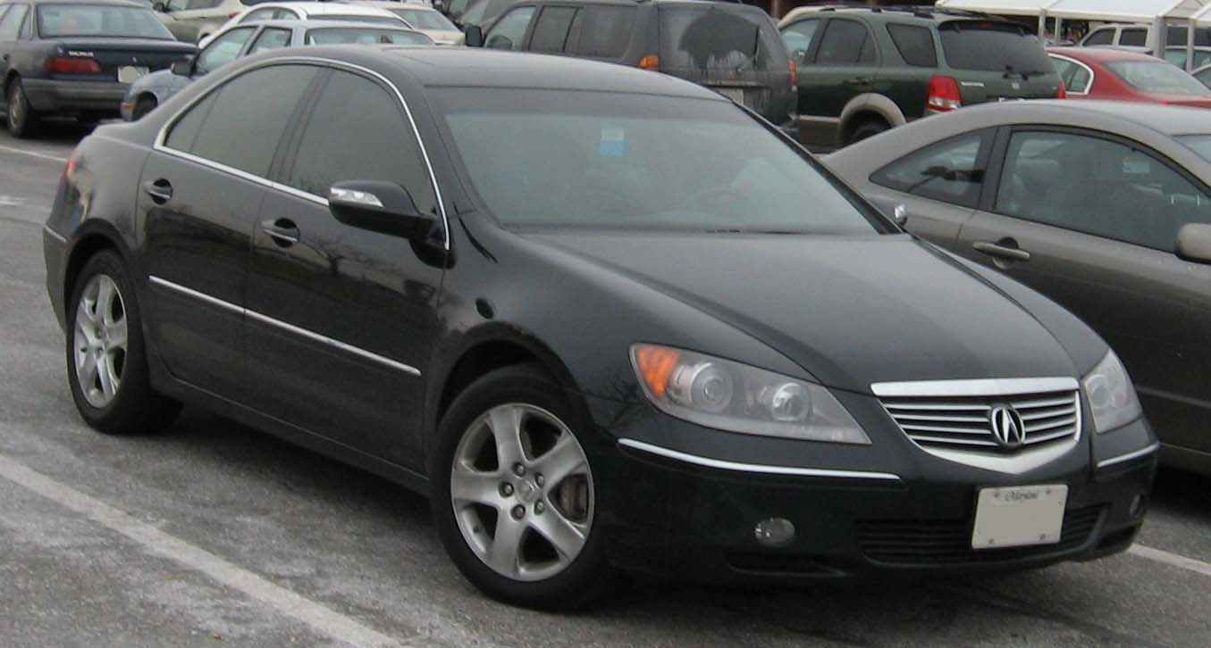 Acura RL 2006 photo - 3