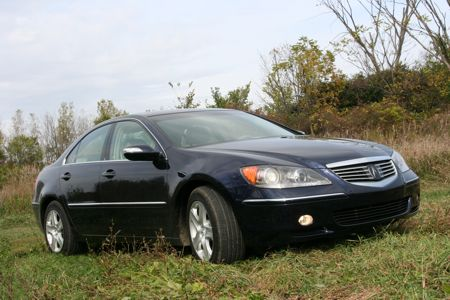 Acura rl 2008 photo - 3
