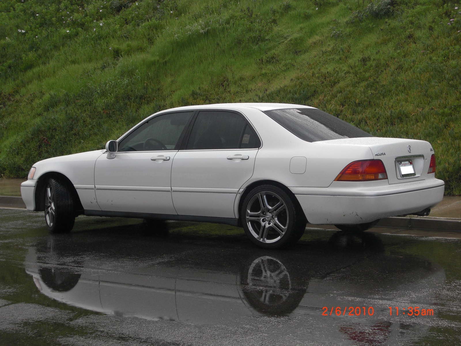 Acura rl 2010 photo - 2