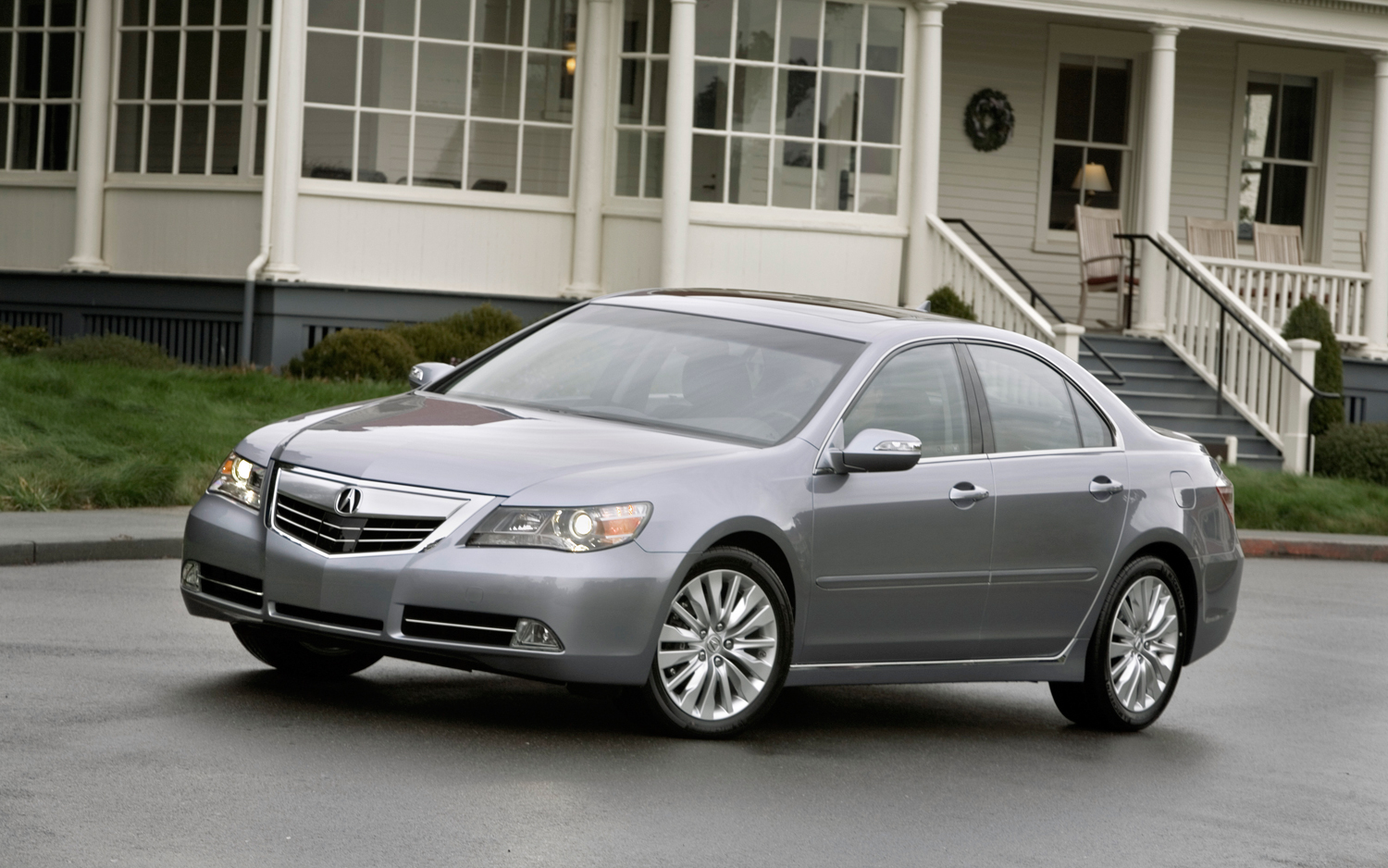 Acura RL 2014 photo - 3