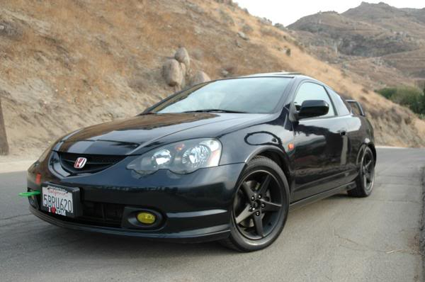 Acura RSX 2002 photo - 3