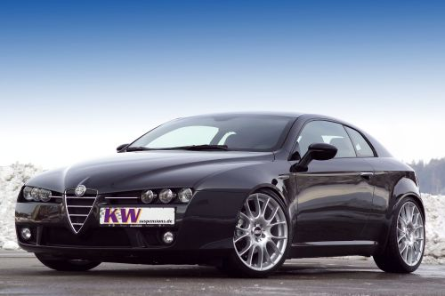 Alfa Romeo Brera 2006 photo - 1