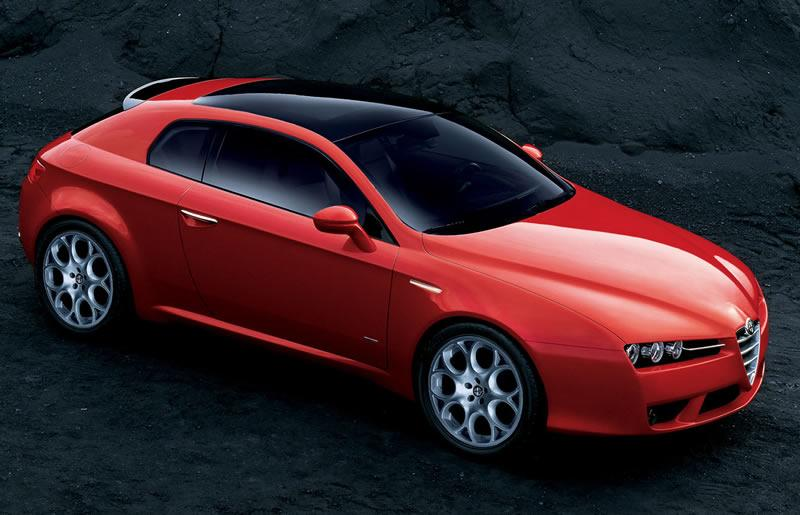 Alfa Romeo Brera 2006 photo - 3