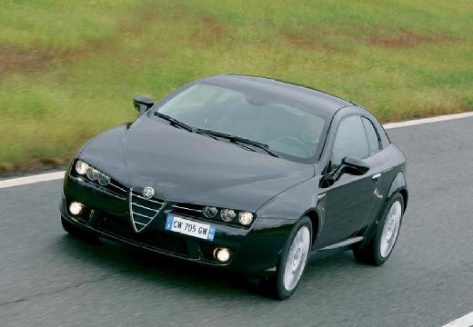 Alfa Romeo Brera 2010 photo - 1