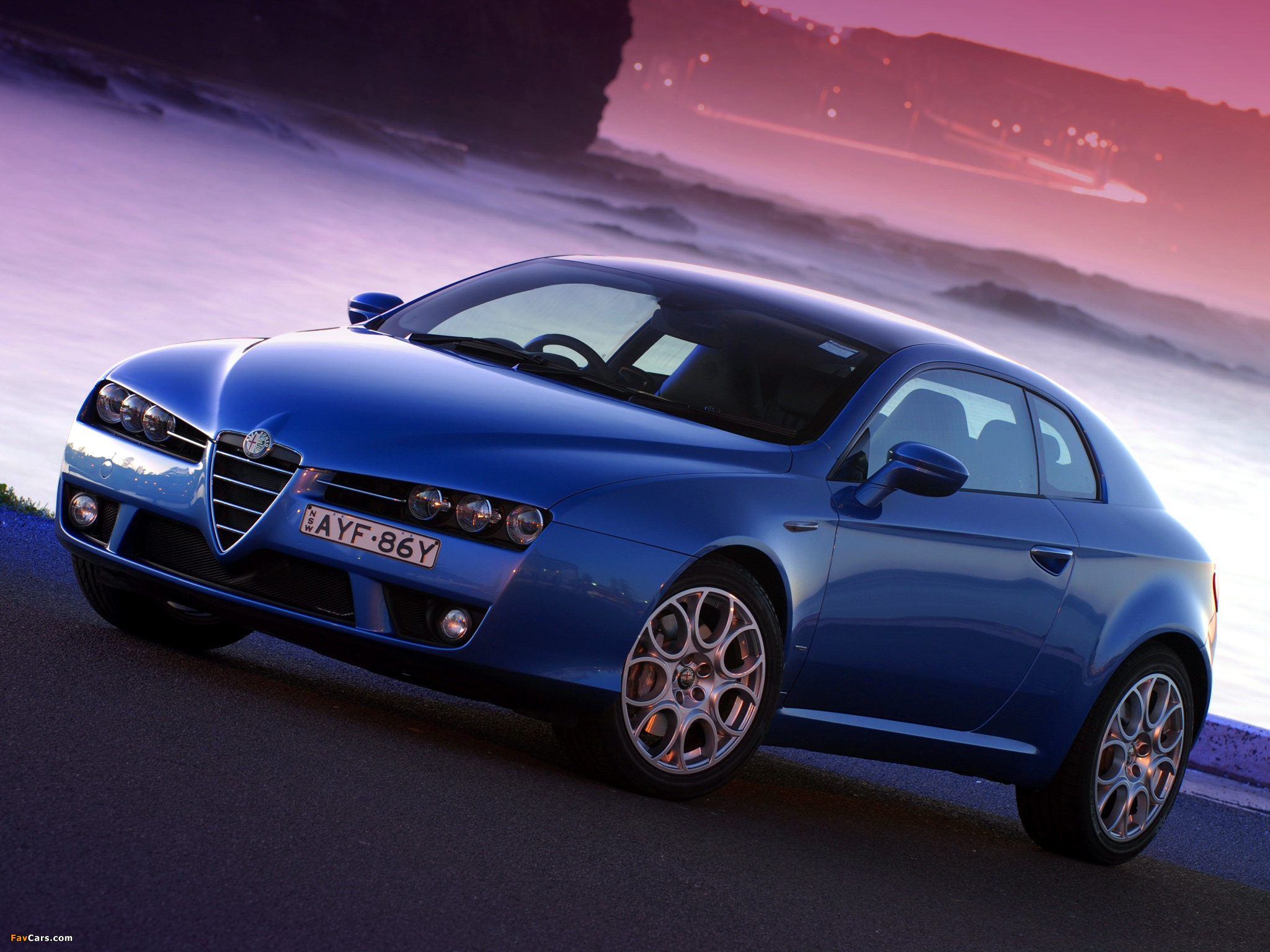 Alfa Romeo Brera 2010 photo - 2